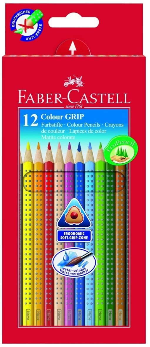 Barvice Faber Castell 12/1