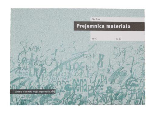 Obr. G.41 Prejemnica materiala A5