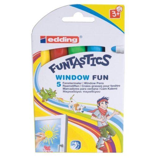 Edding Funtastics window fun 5/1