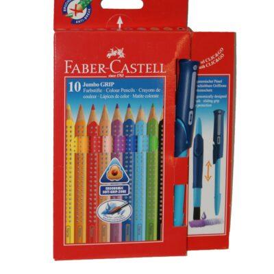 Barvice Faber Castell 10 kom