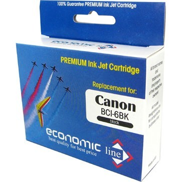 Canon BCI-6BK black economic line
