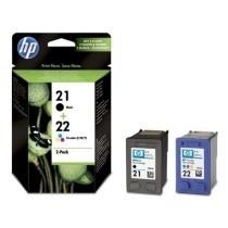 HP 21 + 22 (black + color)