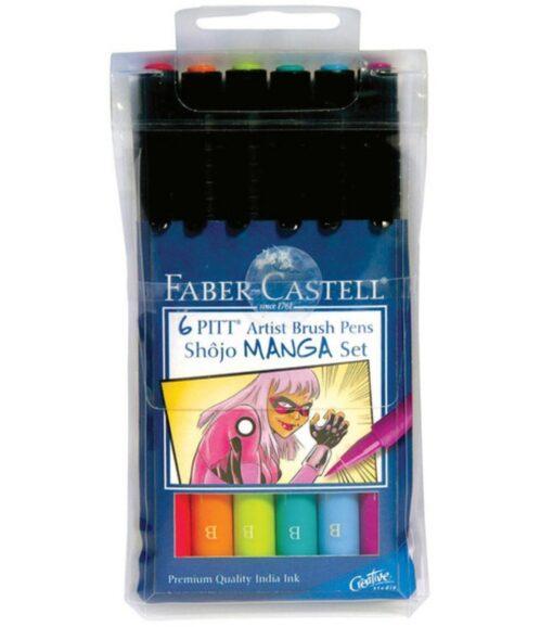 Flomastri Faber Castell PITT artist 6/1